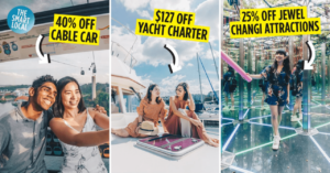 Discounted Activities in Singapore
