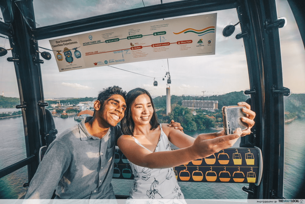 Singapore Cable Car - Discounted Activities