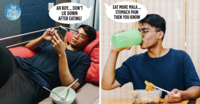 gaviscon double action, poor eating habits