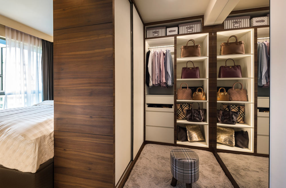 hdb renovation ideas wardrobe