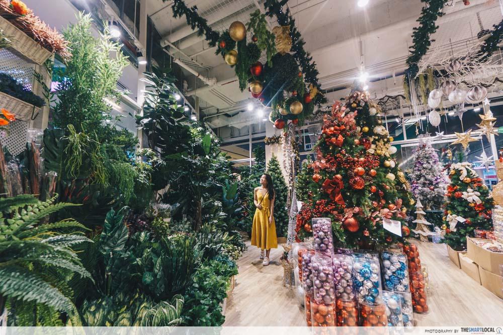 KINEX mall Christmas 2020