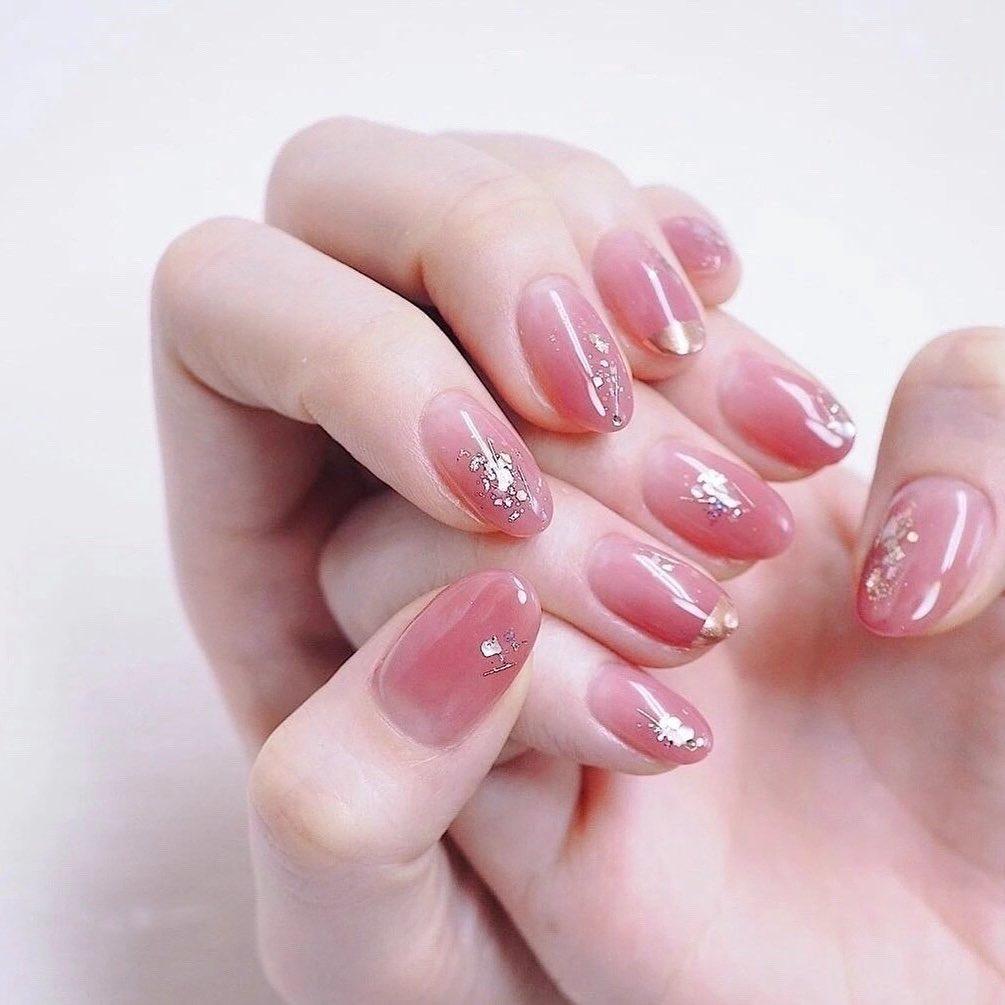Rain & Coco manicure