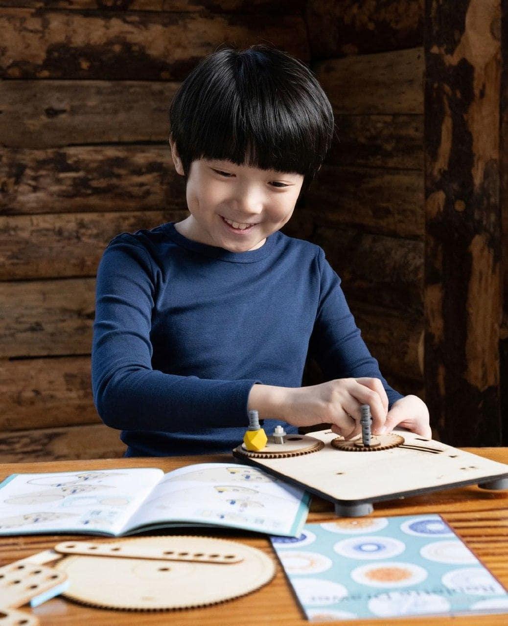 Tinkerer Craft Box - Activities for Kids