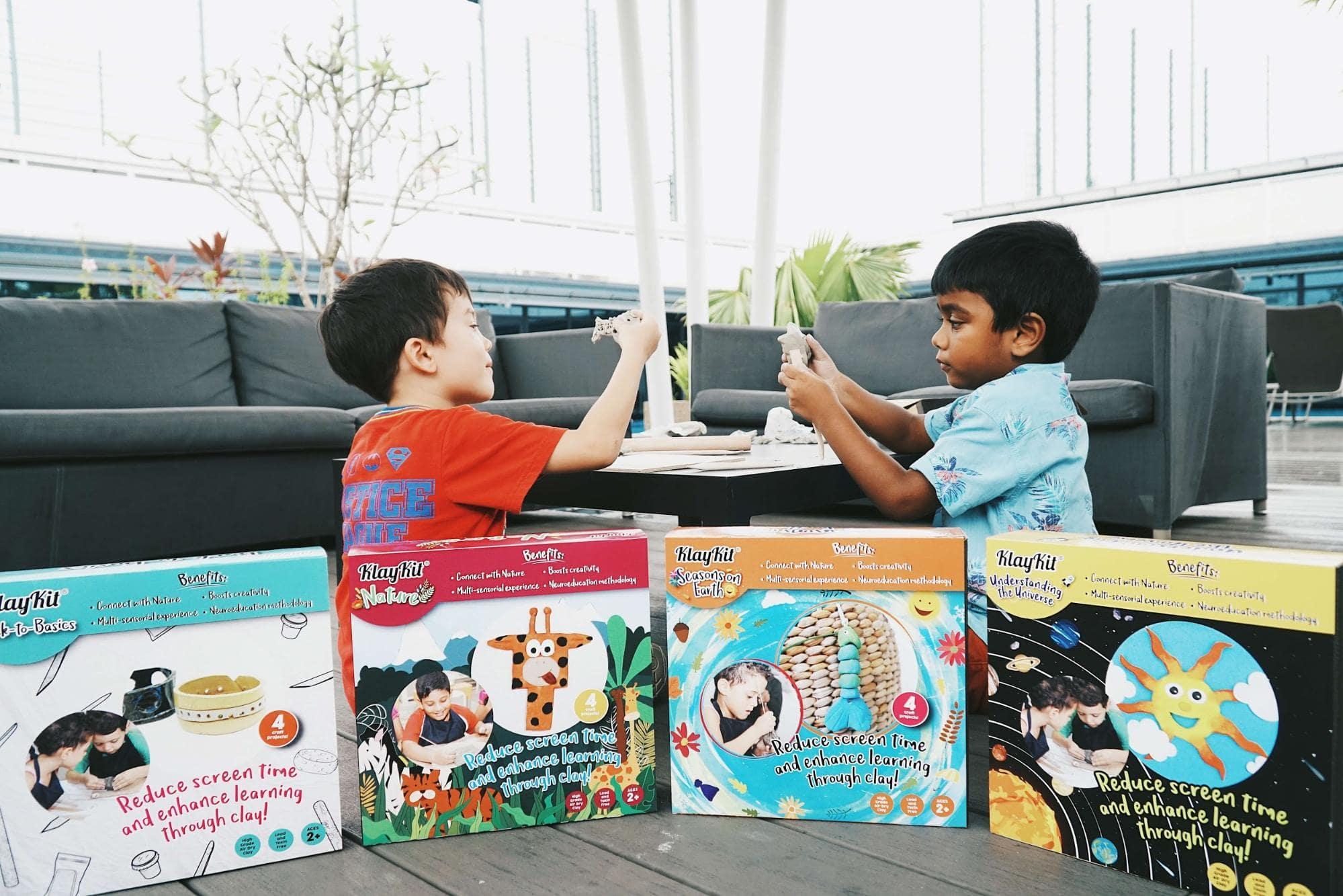 Klay Kit - Kids Classes Activities