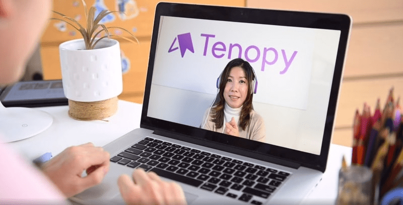 Tenopy online lessons - Kids Classes Activities