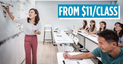 Korean Classes in Singapore