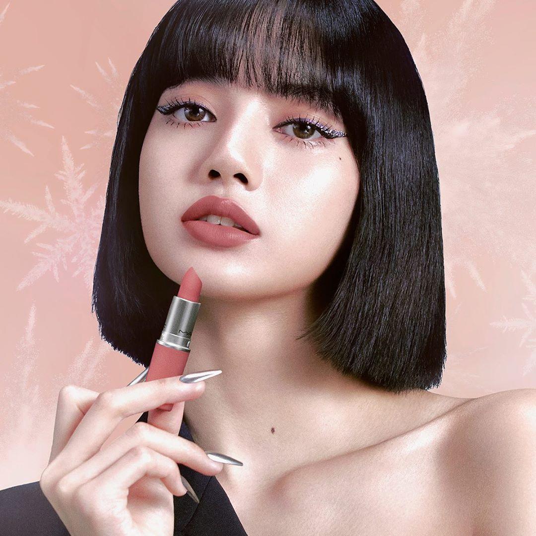 Lisa Blackpink M.A.C Cosmetics