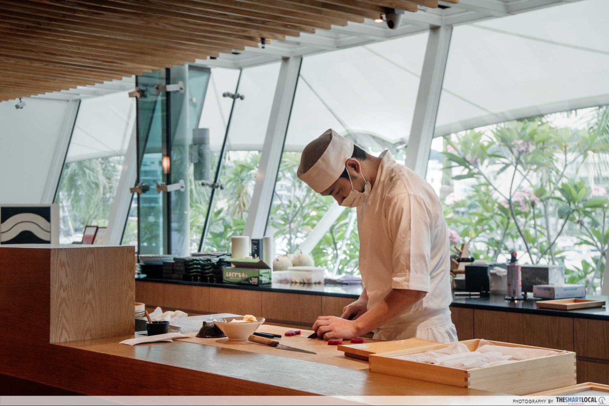 Sushi Jiro - Marina at Keppel Bay