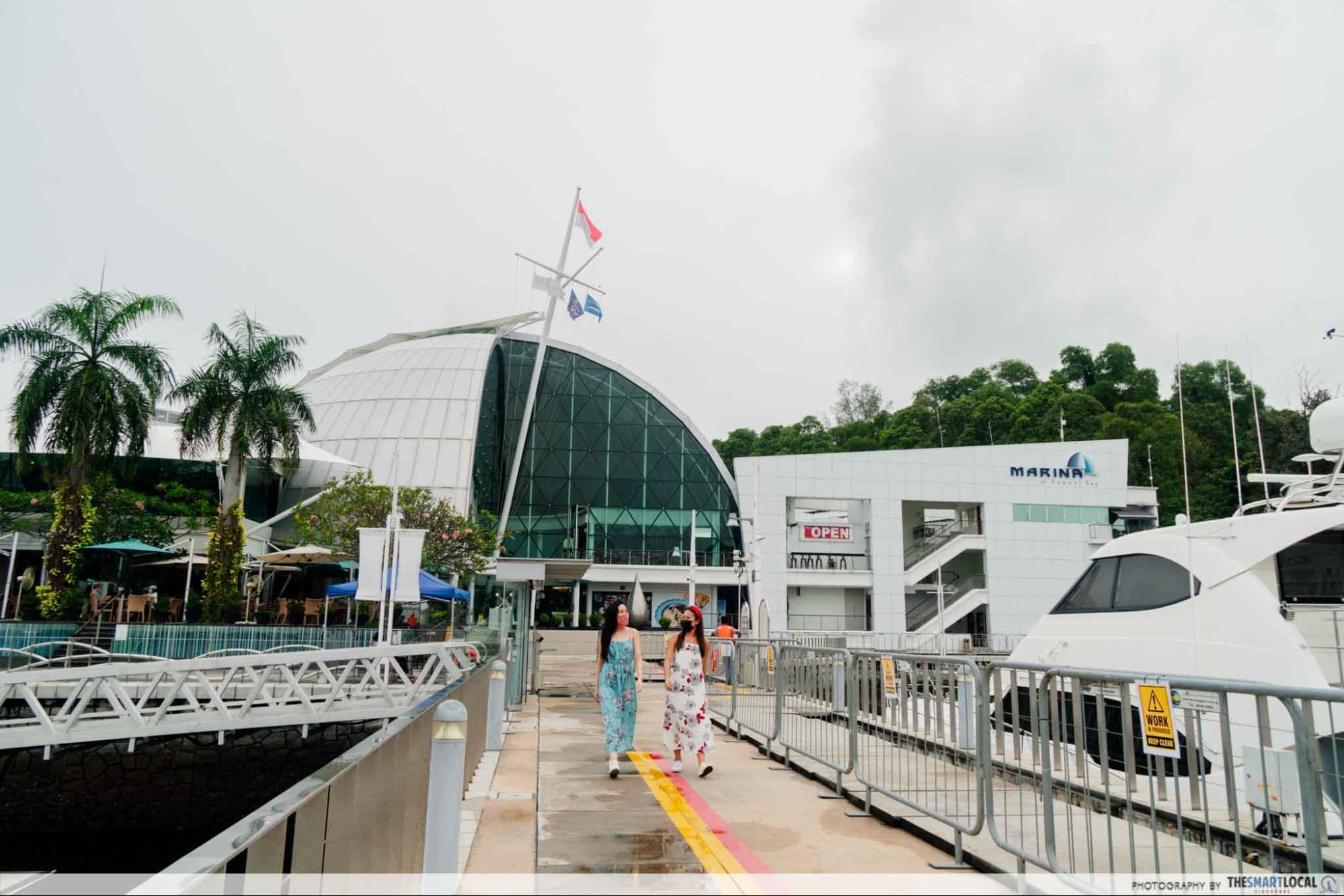 Marina at Keppel Bay - Singapore