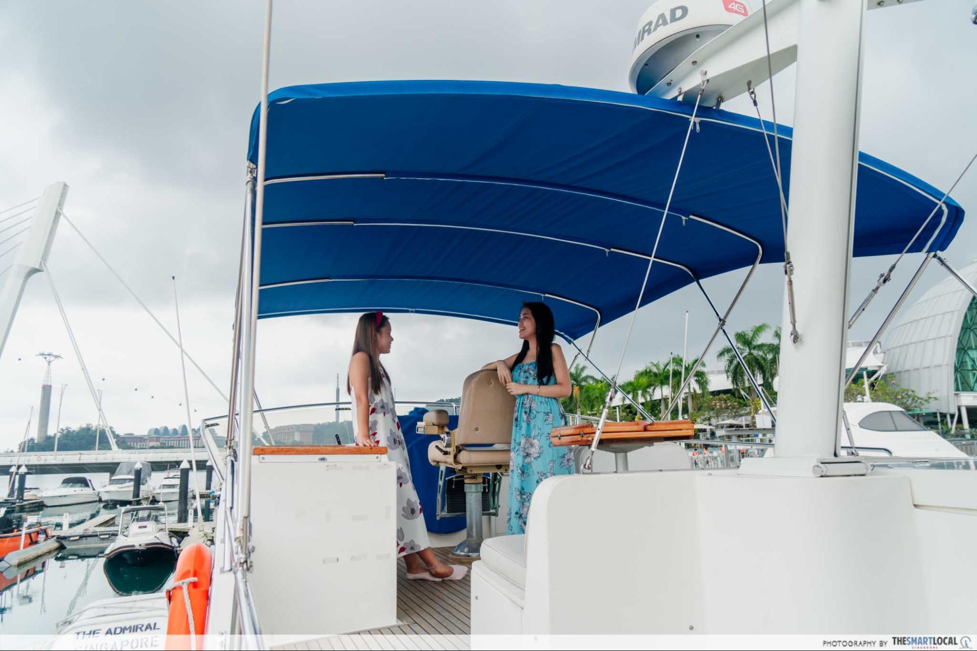 Keppel Bay - Sunset Cruise Yacht Charter