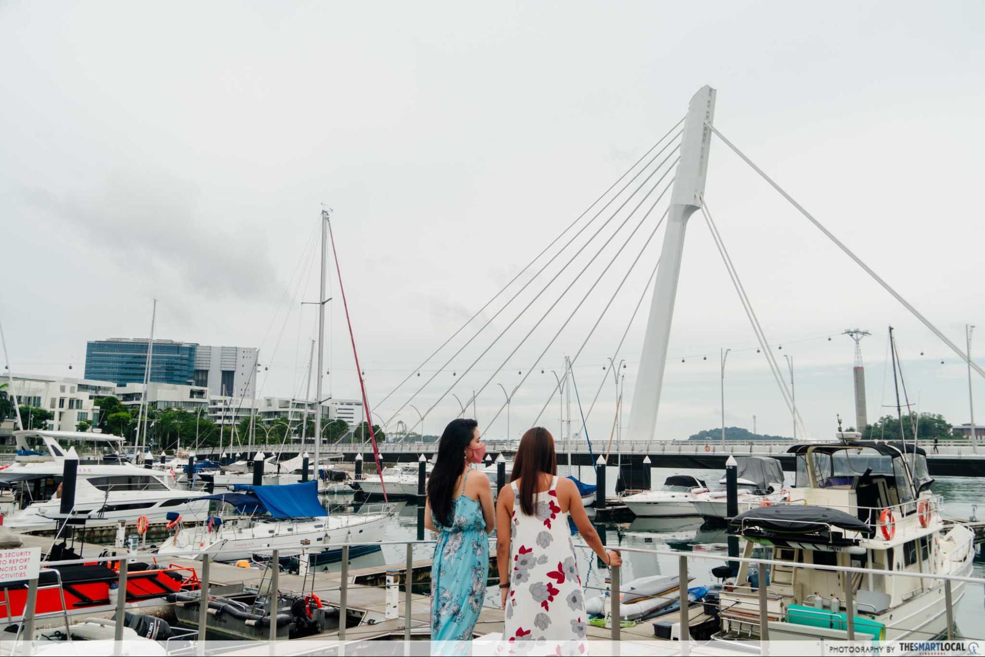 Marina at Keppel Bay - Scenic Waterfront