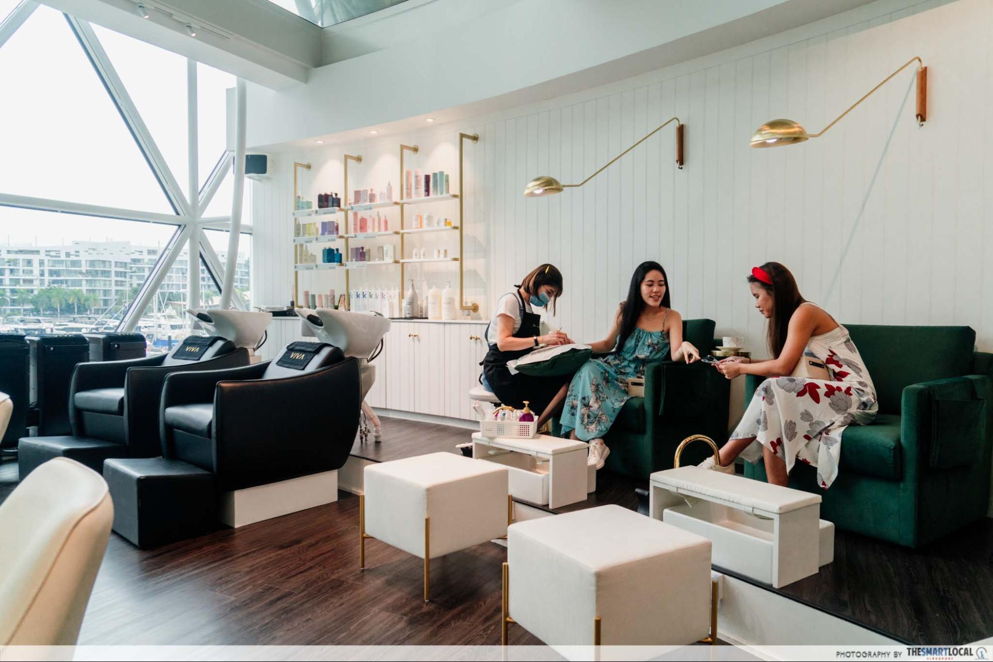The VIVA Group Nail Salon - Keppel Bay