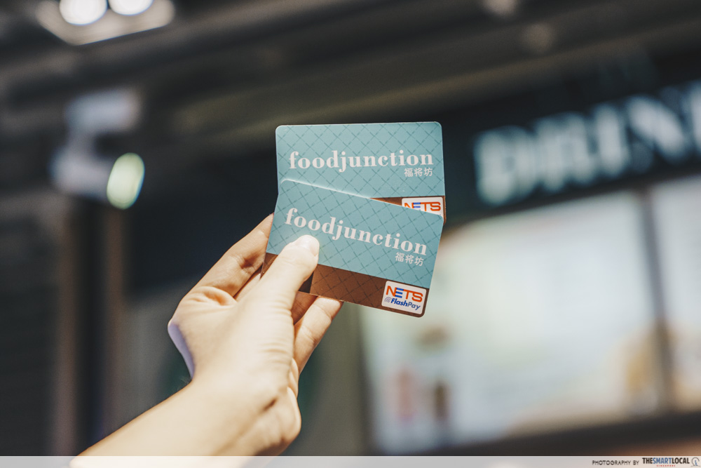 Food Junction Singapore - Gift Card