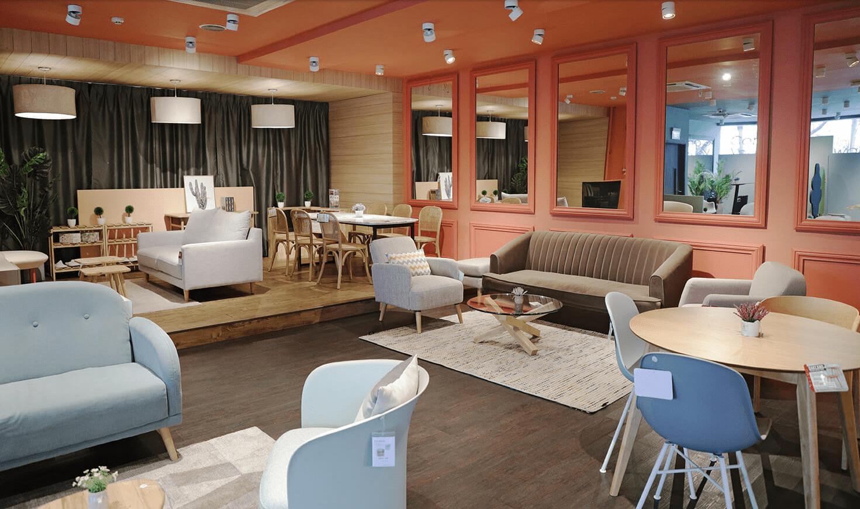 Comfort Design Furniture Showroom