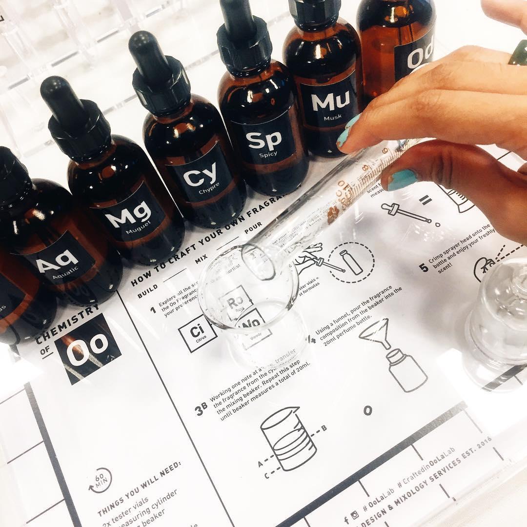 Oo La Lab - DIY perfume kit