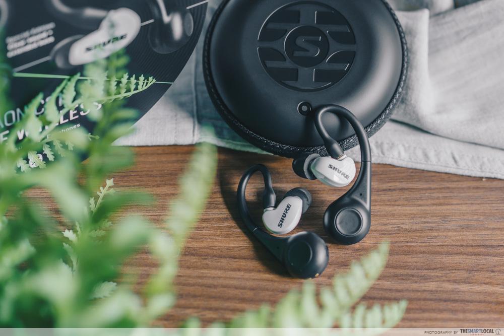 Shure AONIC 215 Wireless Earphones