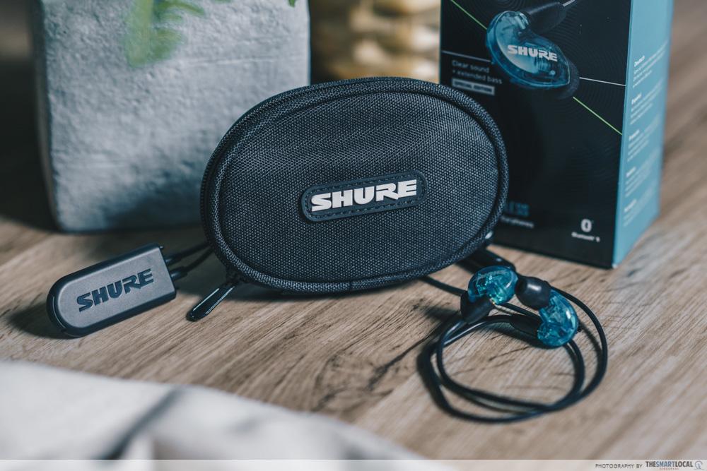 Shure SE215 BT2 Earphones