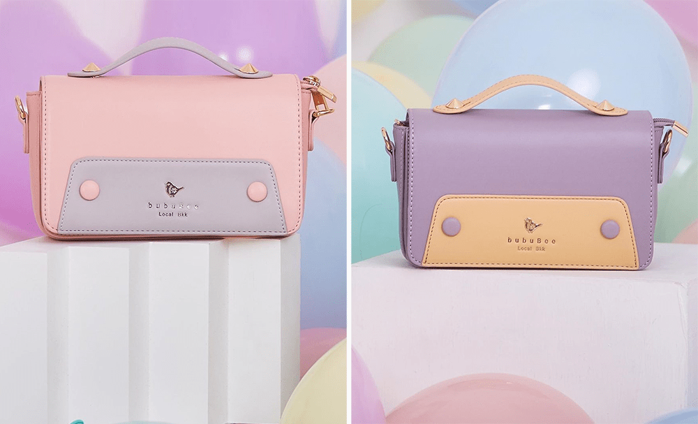 bububee Sweetie Box bag - Sift & Pick Thailand Brand