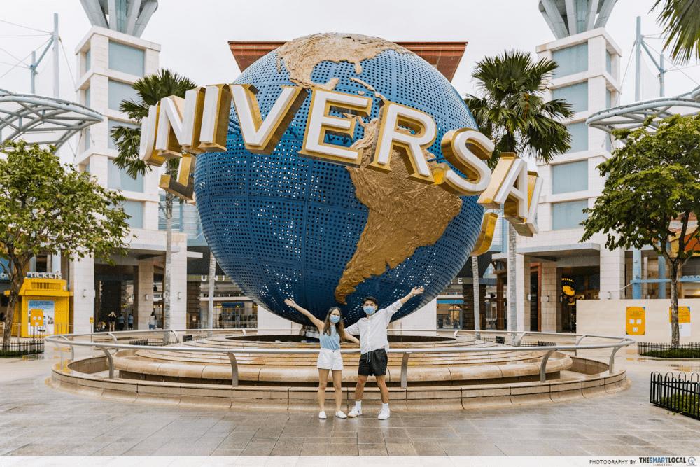 SingapoRediscovers Universal Studios Singapore