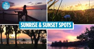Sunrise Sunset Spots in Singapore