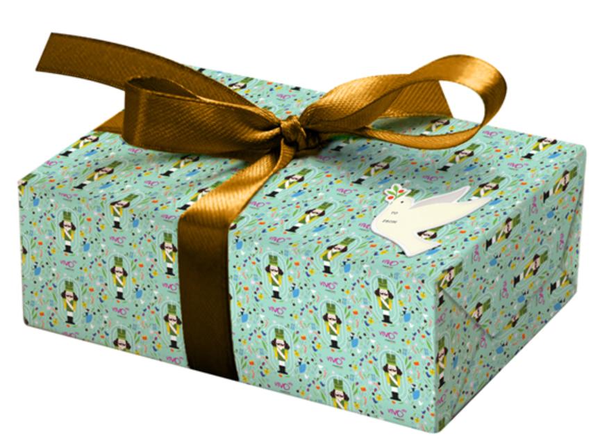 VivoCity Christmas Gift Wrap