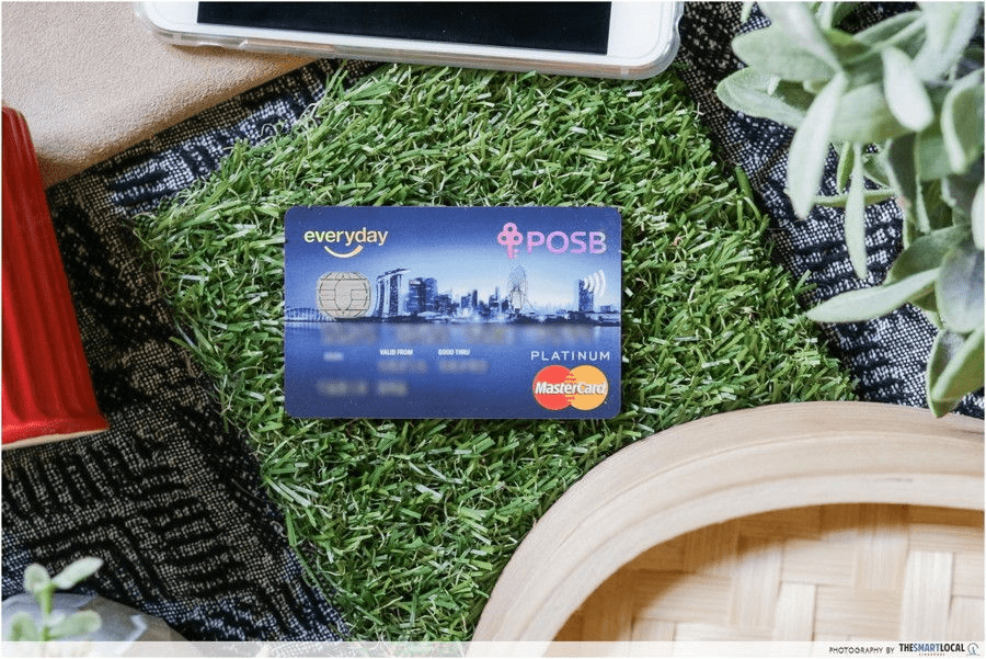 POSB Mastercard