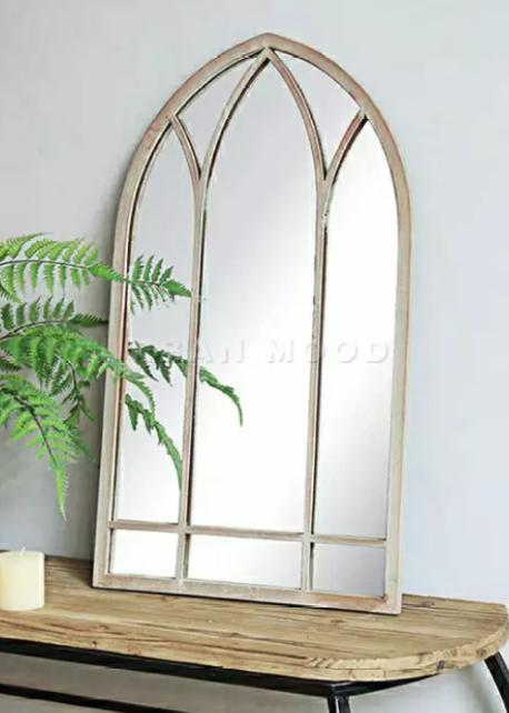 Arch vintage mirror