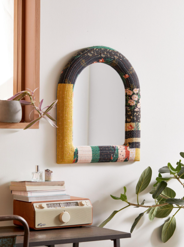 Marly arc round mirror from Urban Outfitters