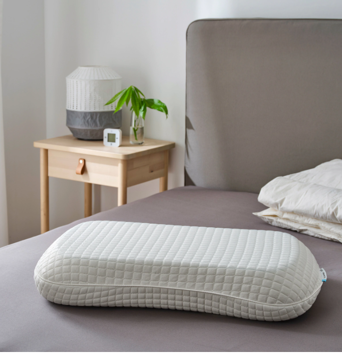 best pillow singapore - ikea memory foam pillow with cooling gel layer