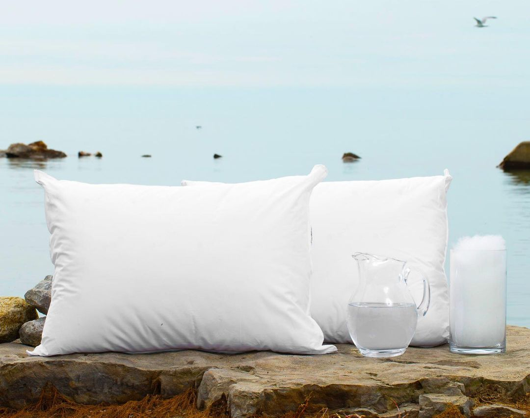 mediflow's option uses water and memory foam to provide a customised sleeping experience