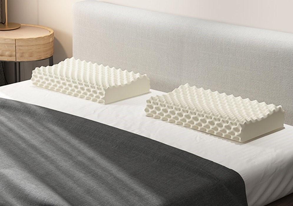 dunlopillo massage neck pillow