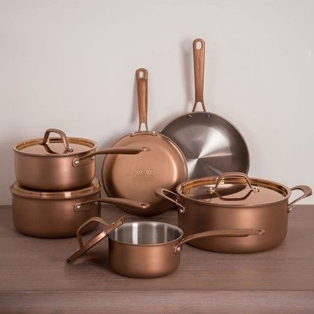 cooking-tips-save-electricity - copper cookware