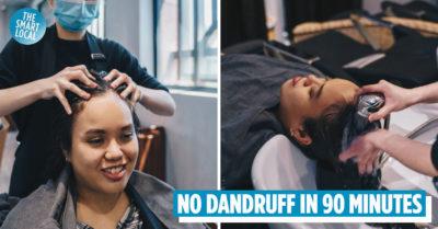 Dandruff treatment tips