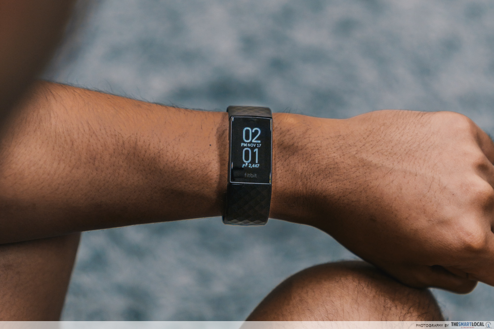 fitbit-gift-ideas - fitbit charge 4