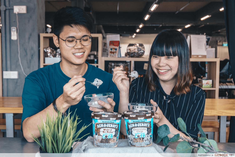 Ben & Jerry's Ice Cream - foodpanda 11.11 sale
