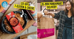 foodpanda 11.11 sale - Singapore 2020