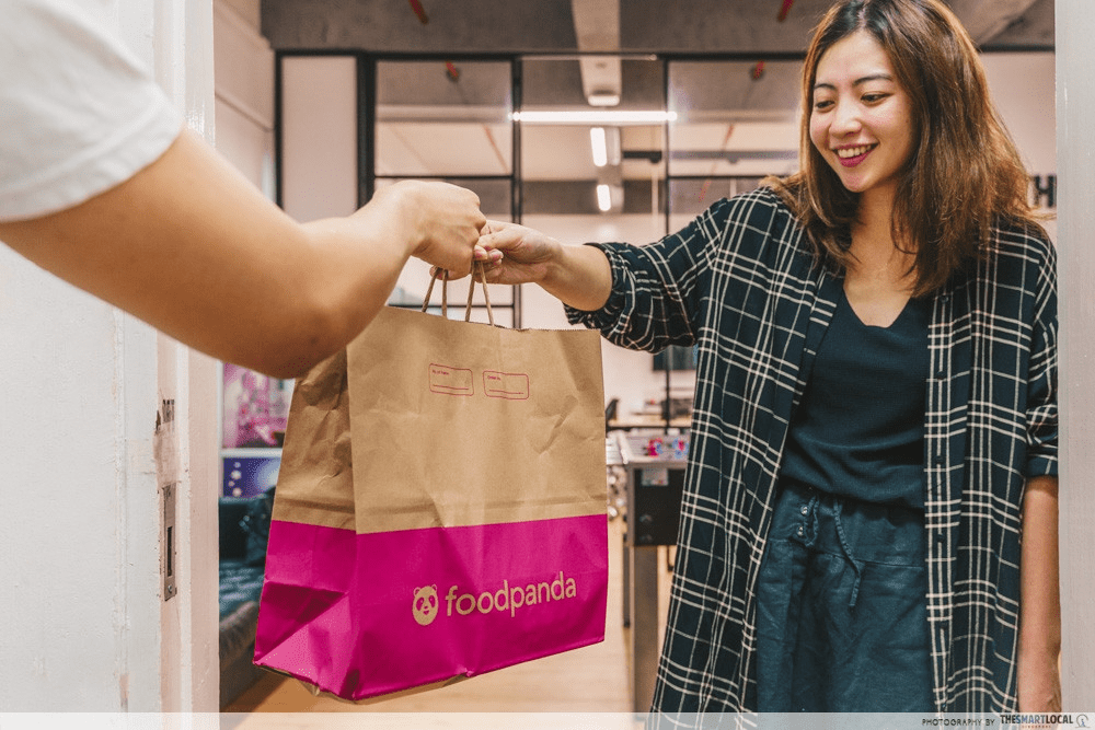 foodpanda 11.11 sale - delivery singapore