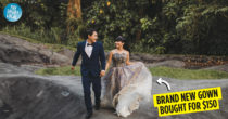 10 Ways To Get A Cheaper Wedding Dress In Singapore For Your Big Day, ROM, Or Couple Shoot