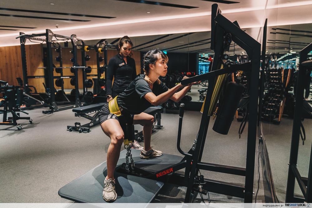 Private Training Studio