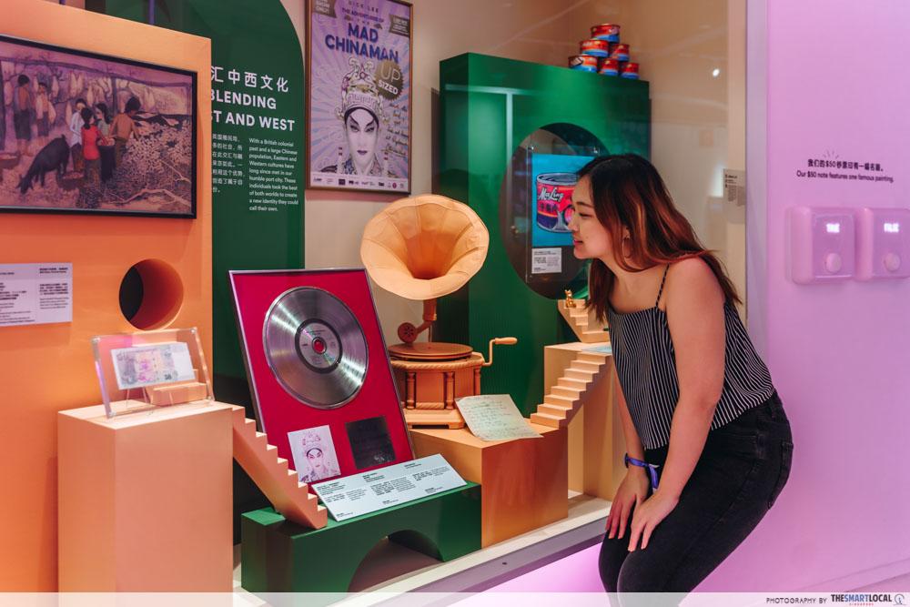 singapore artefacts