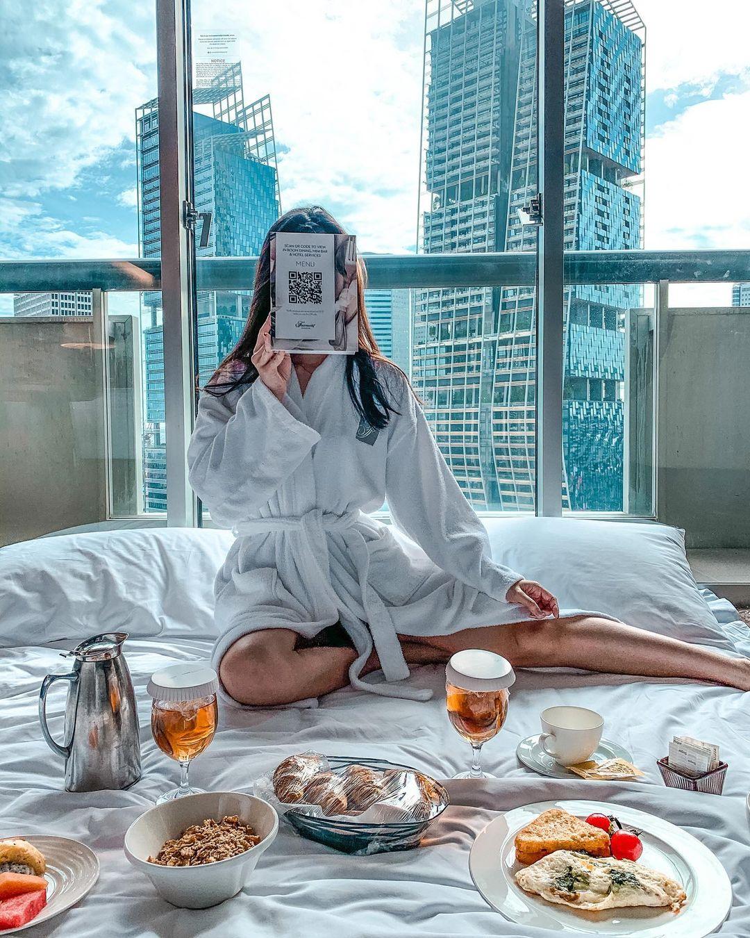 Mumcation - Fairmont Singapore