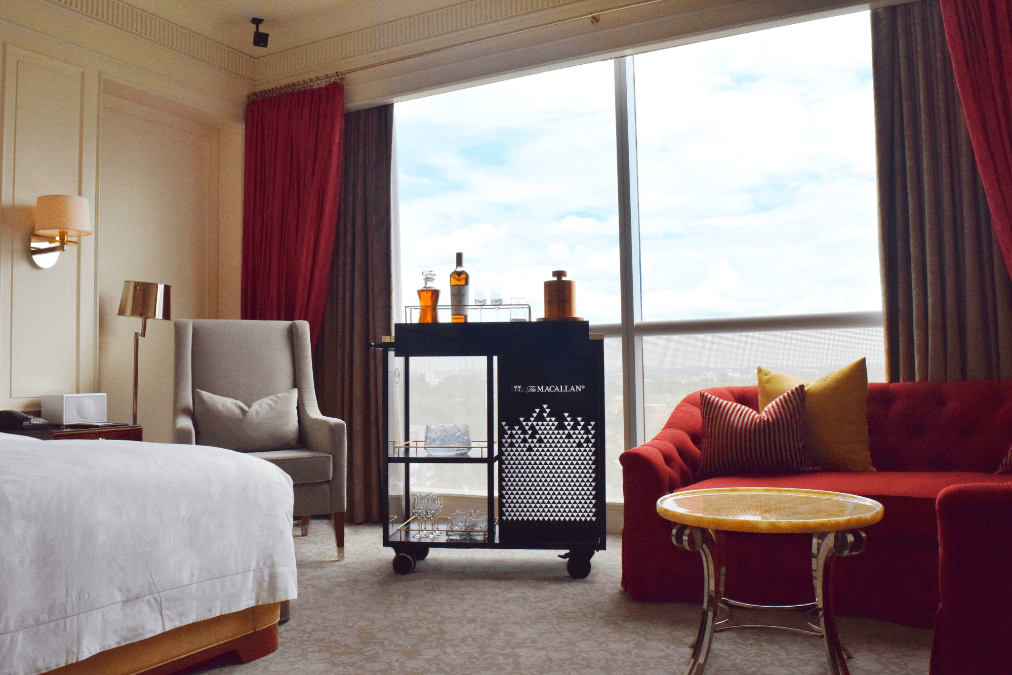 Themed Staycation Singapore - The St. Regis Singapore