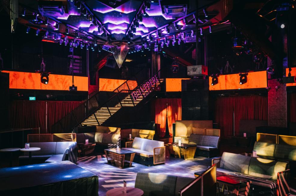 things to do november 2020 - zouk cinema club interior