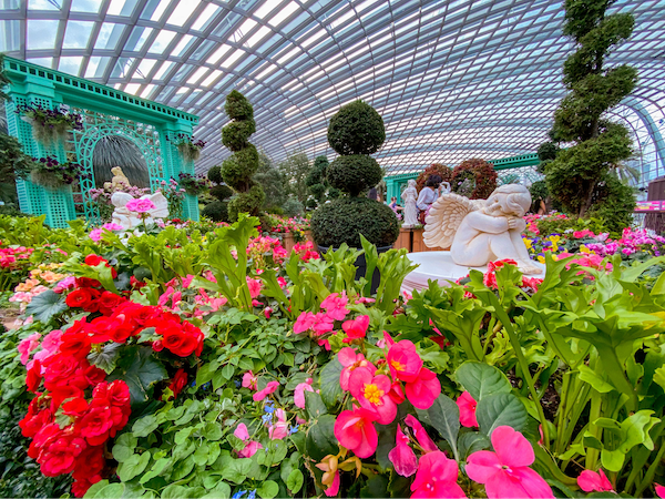 Gardens by the Bay's Pocket Garden Surprise finale takes you to A Bit Of England