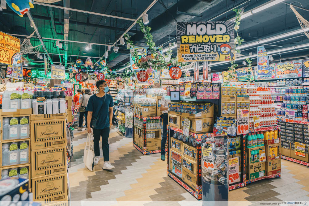 things to do november 2020 - visit the new Don Don Donki at Harbourfront centre for deals