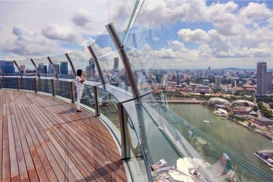 MBS skypark observation deck