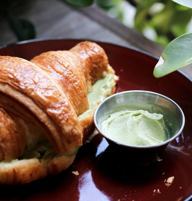 kaya croissant at tiong bahru bakery as part of voilah! 2020