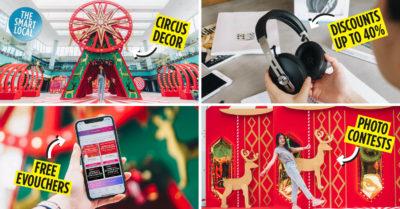 Marina Square Christmas deals