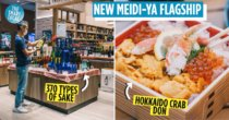 "Meidi-Ya Opens At Millenia Walk - 5 New ""Japanese"" Experiences You Can Try Without Hopping On A Plane"