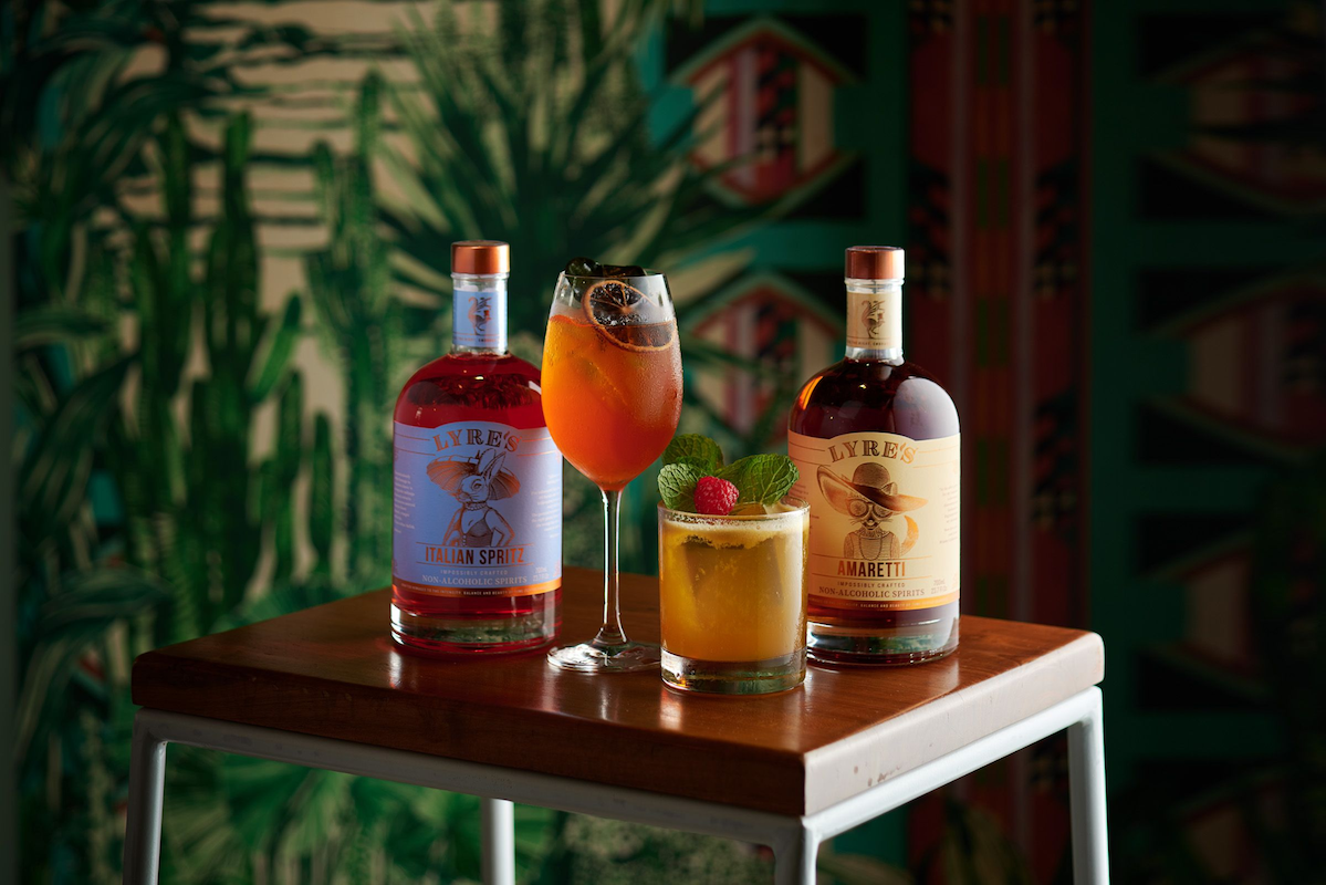 bars with non-alcoholic drinks - 2 of don ho's drinks